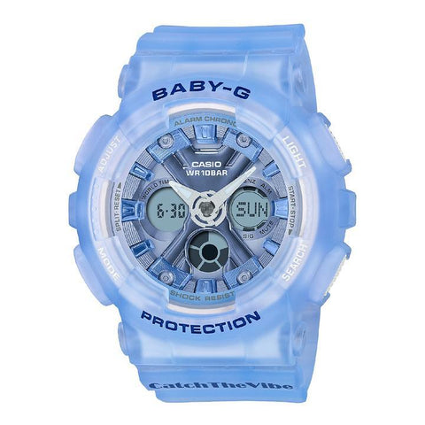 Casio Baby-G Special Colour Models Blue Watch
