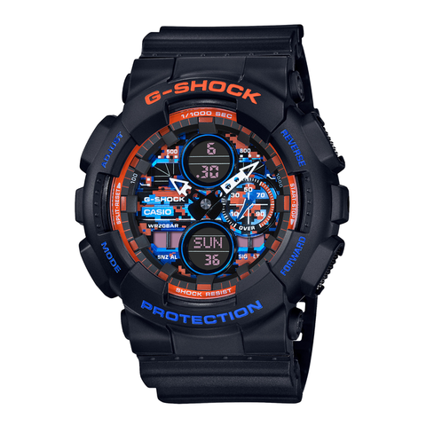Casio G-Shock Special Colour Models Black Watch
