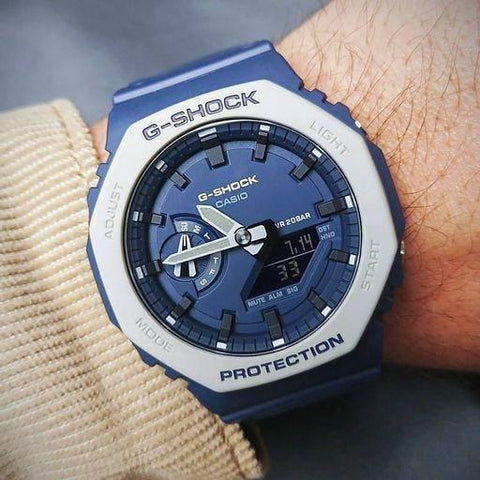 Casio G-Shock Special Colour Models Blue Watch