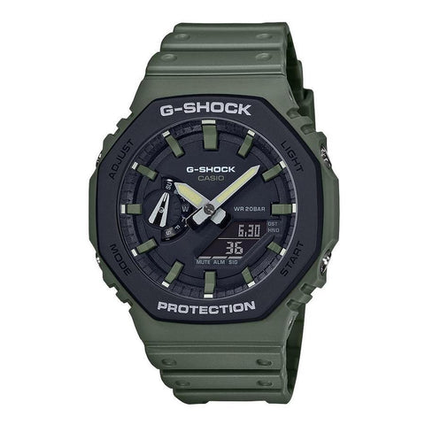 Casio G-Shock Special Colour Models Green Watch