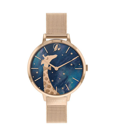 Sara Miller Piccadilly Collection Rose Gold