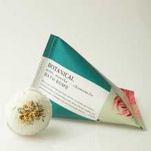 Load image into Gallery viewer, Botanical Bath Bomb - Mint, Manuka + Chamomile