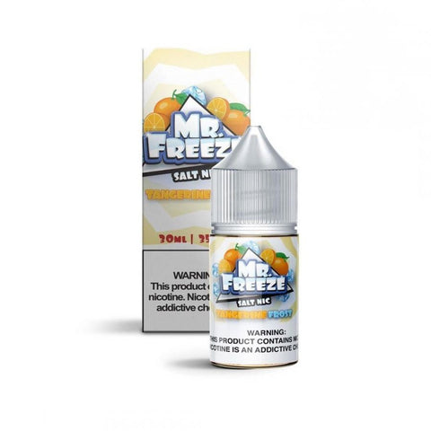 Tangerine Frost - Mr. Freeze Saltnic