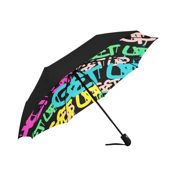 Tags Anti-UV Auto-Foldable Umbrella