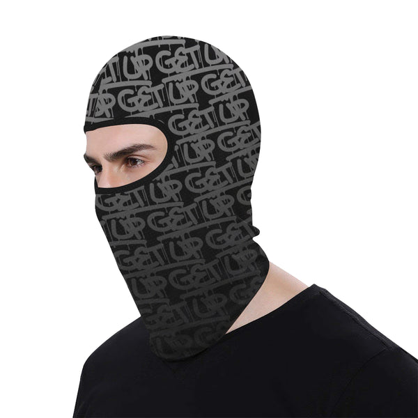Tags Grey Balaclava