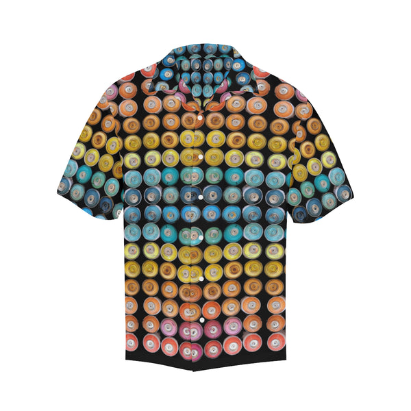 Cans Hawaiian Shirt