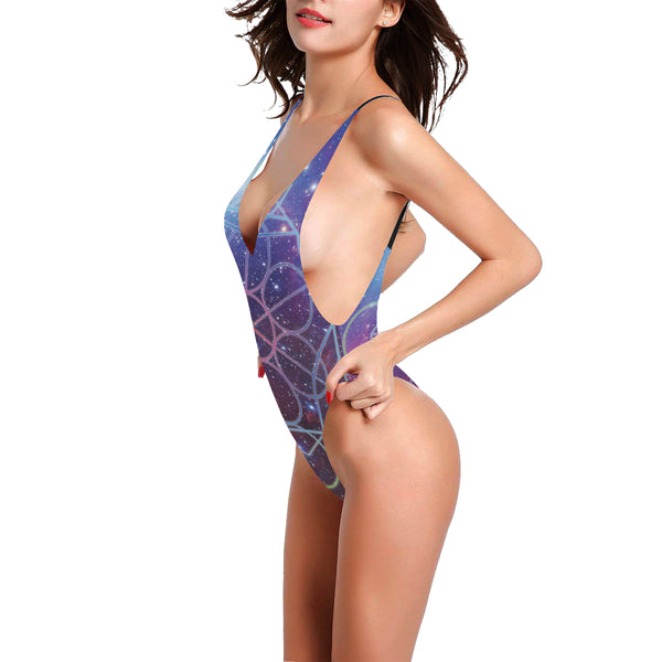 Geometry Space Swimsuit