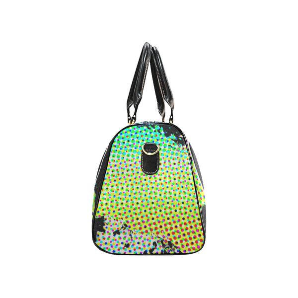 Abstract Small Travel Bag