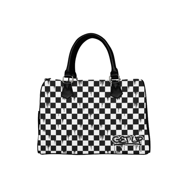 Checker Drip Bag