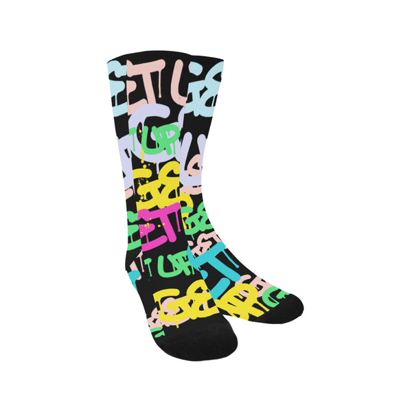 Tags Color Socks