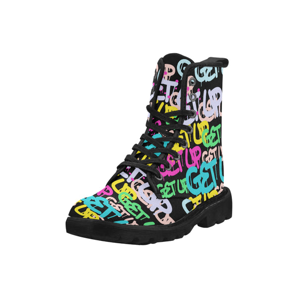 Color Tags Boot