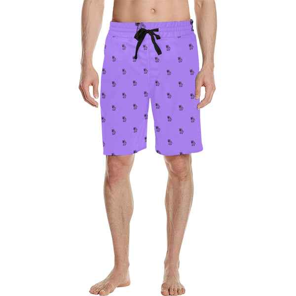BenJammin Purple Shorts