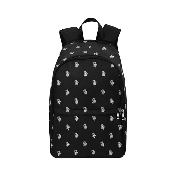 Ben Print Backpack