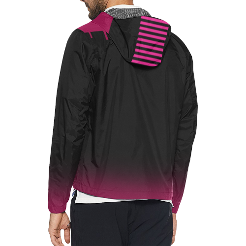 Retro Logo Windbreaker