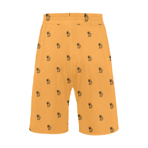 BenJammin Orange Shorts