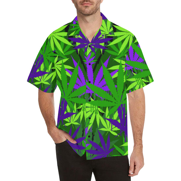 Leaf Hawaiian Shirt