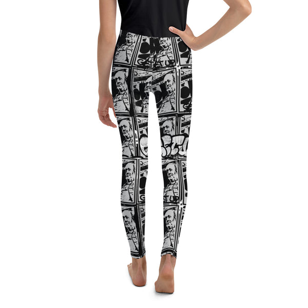 BenJammin Poster Youth Legging