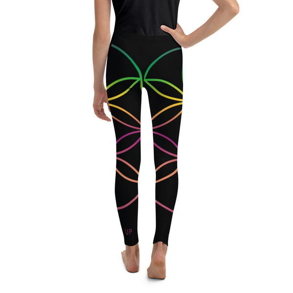 Flower Life Youth Legging