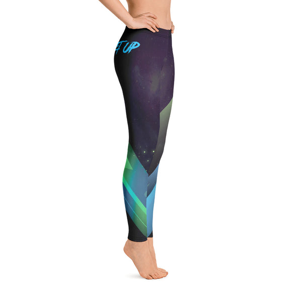 Space Stripe 2 Legging