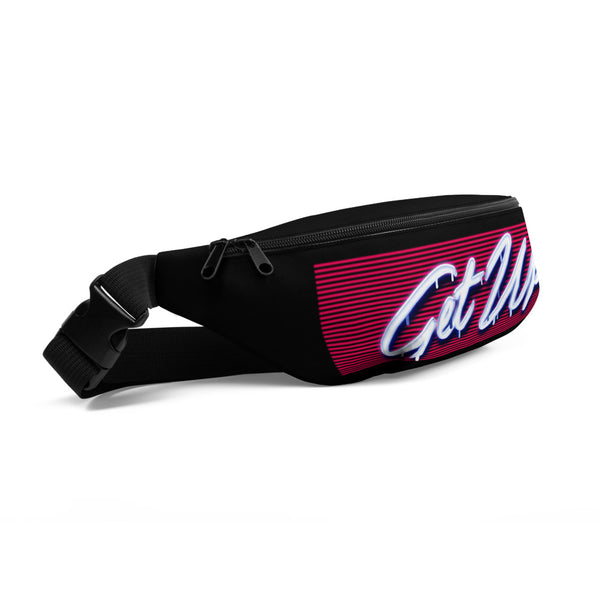 Retro Logo Waist Bag