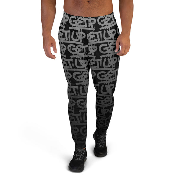 Tags Grey Men's Joggers