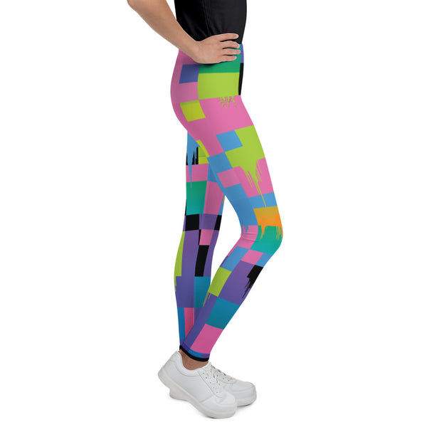 Glitch 2 Youth Legging