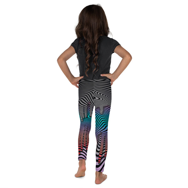 Wavy Kid's Legging