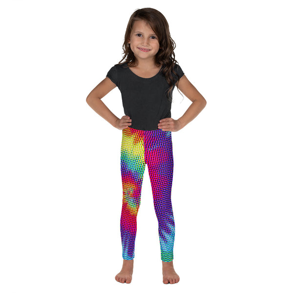 Tie Dye Gradient Kid's Legging