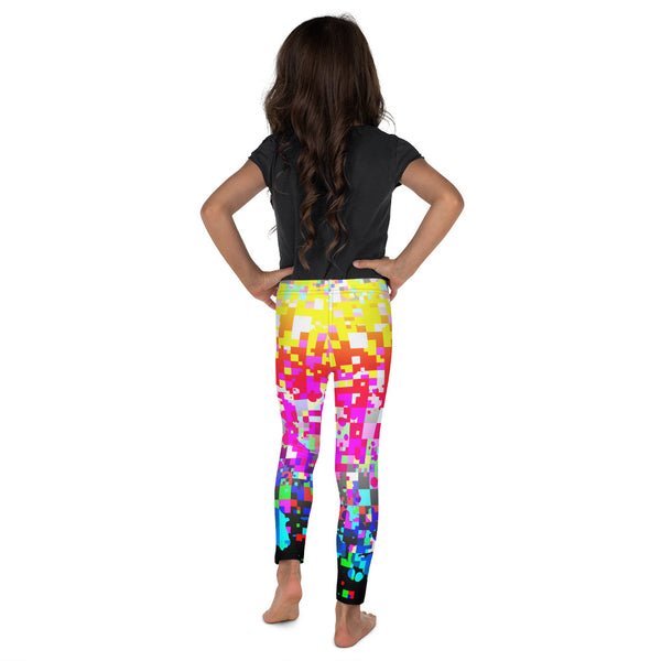 Glitch  Kid's Legging
