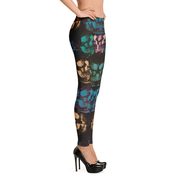 Skulls Inverted Legging