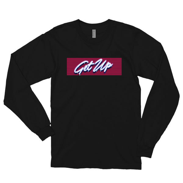 Retro Logo Long Sleeve T-shirt