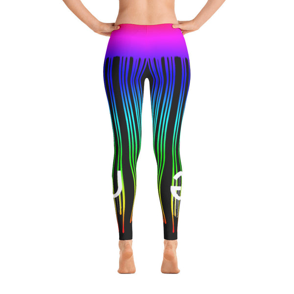 Color Drip Legging