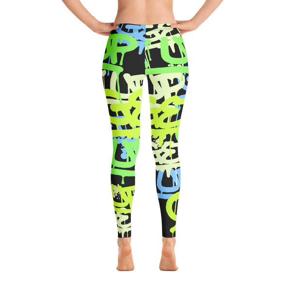 Green Tags Legging