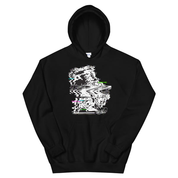 BenJammin Glitch Unisex Hooded Sweatshirt