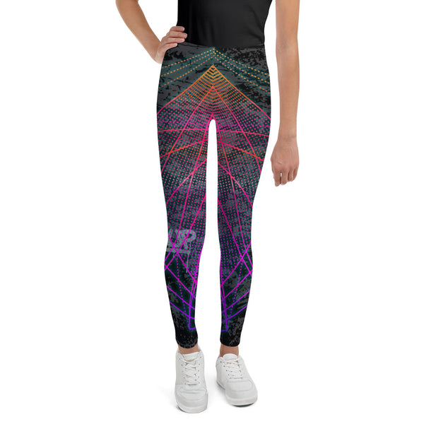 Grunge Geometric Youth Legging