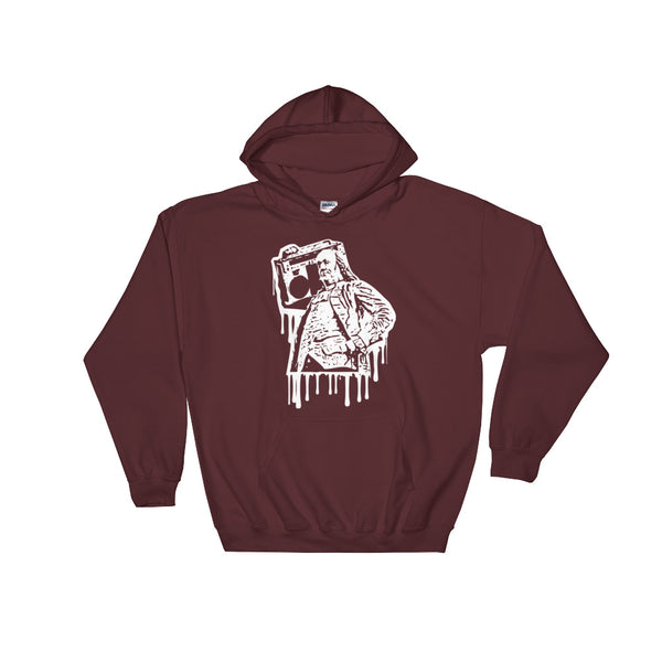 BenJammin Hooded Unisex Sweatshirt