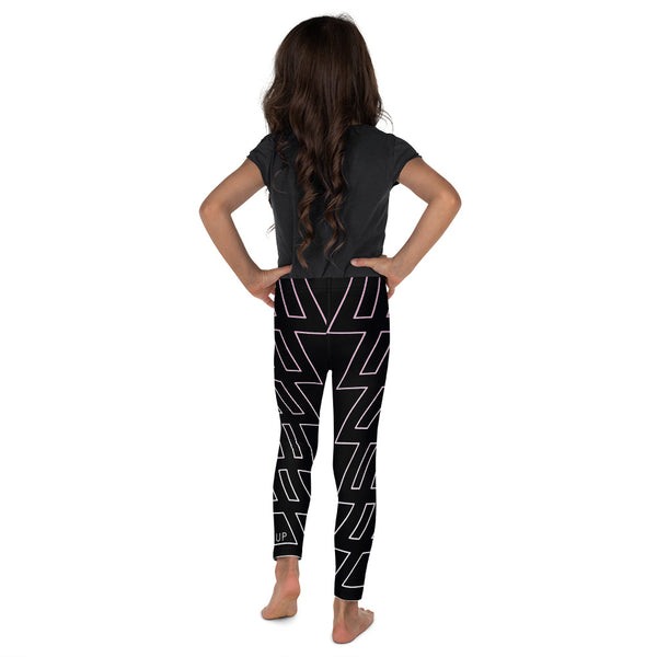 Triangle Fade Kid's Legging
