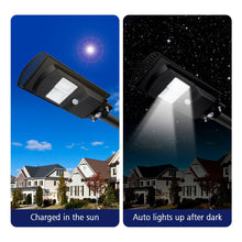 Load image into Gallery viewer, 70W Solar Street Lamp