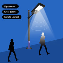 Load image into Gallery viewer, 8W Solar LED Street Light