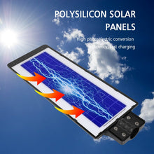 Load image into Gallery viewer, 24W Solar LED Street Light