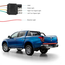 Load image into Gallery viewer, LED Truck Sequential Signal Light  Tailgate Light Bar Strip