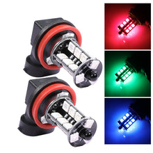 Load image into Gallery viewer, LED Bright Fog Lamp -High Power long Running -Colorful 4 Mode Switch