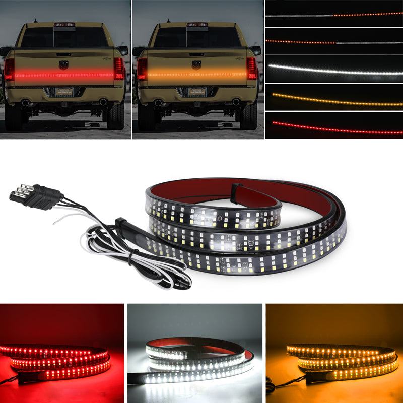 3 Row LED Truck Sequential Signal 60