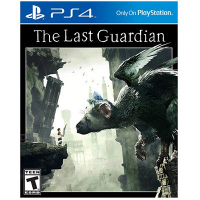 The Last Guardian Game For PlayStation 4