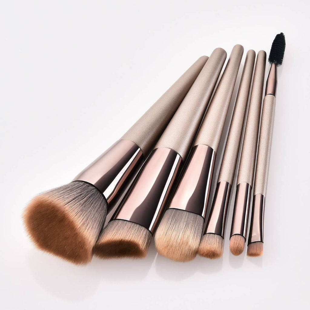 Pack Of 6 Pieces Professional Makeup Brush Set