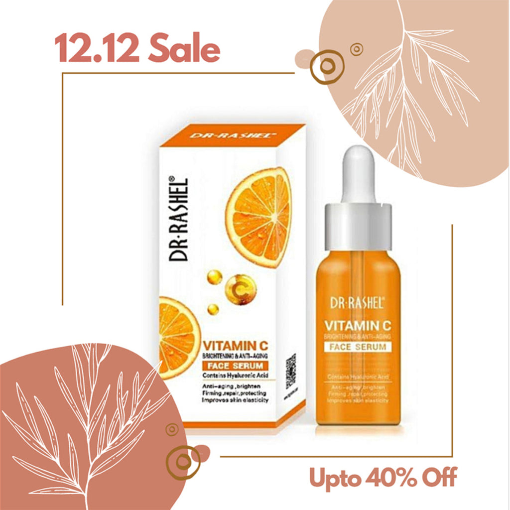 DR.RASHEL Vitamin C Serum For Face 50ML