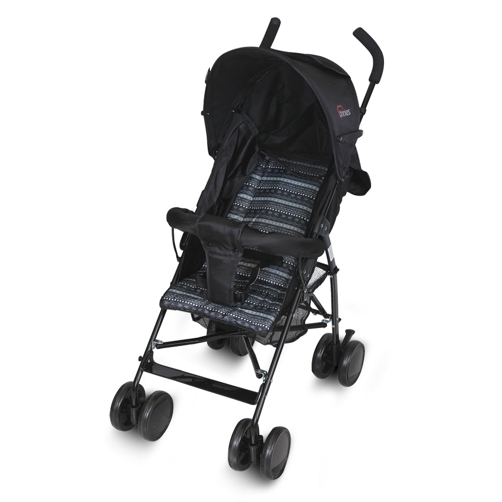Tinnies Baby Buggy (Black) – (T051)