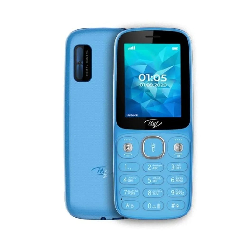 Itel Dual Sim Blue (IT5026)