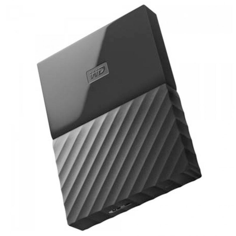 Western Digital WD My Passport 2TB Portable External Hard Drive Black