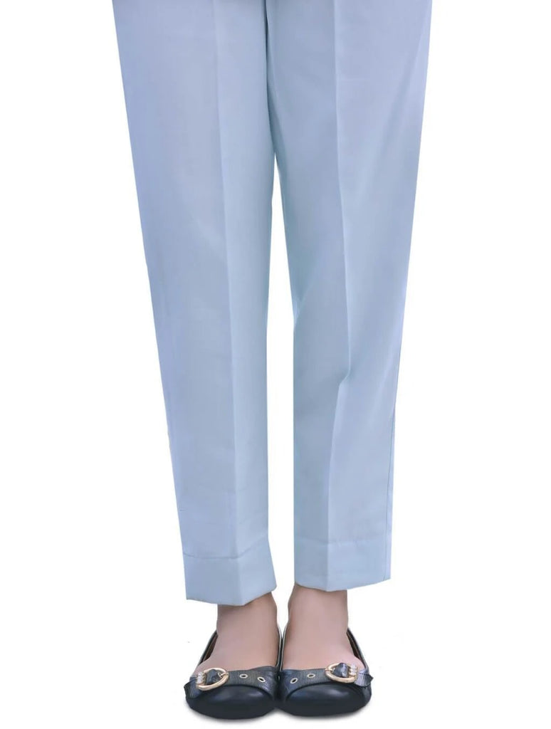 COTTON TROUSER For Girls-unstitched